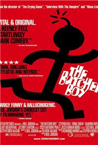 The Butcher Boy (1997) Poster