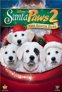 Santa Paws 2: The Santa Pups (2012) 1080p Poster