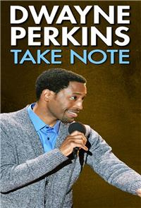 Dwayne Perkins: Take Note (2016) Poster