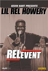 Lil Rel: RELevent (2015) Poster