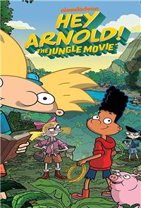 Hey Arnold! The Jungle Movie (2017) Poster