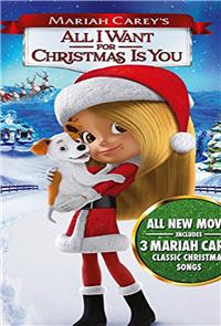 Mariah Carey's All I Want for Christmas Is You (2017) 1080p Poster