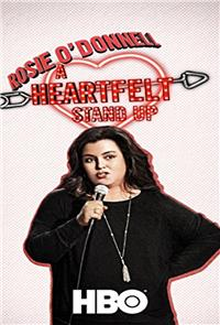 Rosie O'Donnell: A Heartfelt Stand Up (2015) Poster
