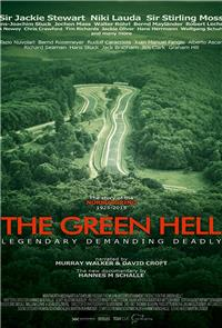 The Green Hell (2017) Poster