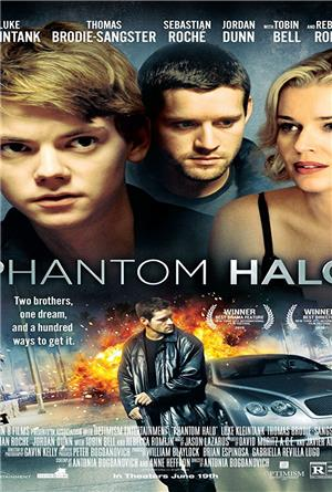 Phantom Halo (2015) 1080p Poster