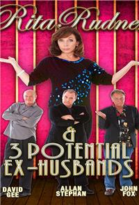 Rita Rudner and 3 Potential Ex-Husbands (2012) Poster