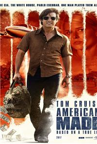 American Made (2017) 1080p Poster