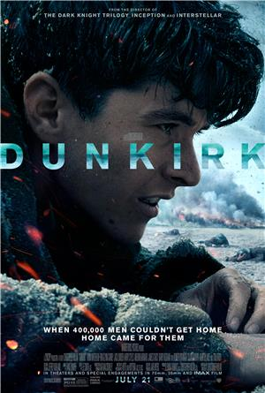 Dunkirk (2017) 1080p Poster