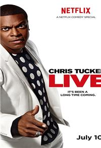 Chris Tucker Live (2015) Poster