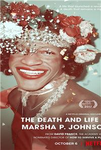 The Death and Life of Marsha P. Johnson (2017) Poster