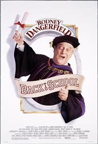 Back to School (1986) Poster