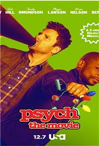 Psych: The Movie (2017) Poster