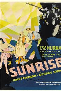 Sunrise: A Song of Two Humans (1927) Poster