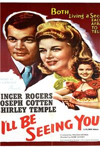 I'll Be Seeing You (1944) Poster