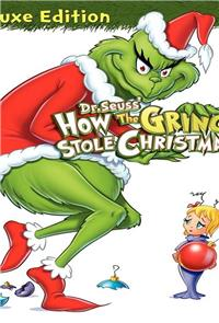 How the Grinch Stole Christmas! (1966) 1080p Poster