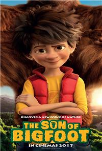 The Son of Bigfoot (2017) 1080p Poster