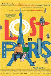 Lost in Paris (2017) 1080p Poster