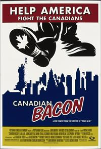 Canadian Bacon (1995) Poster