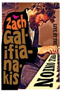 Zach Galifianakis: Live at the Purple Onion (2007) Poster