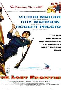 The Last Frontier (1955) Poster