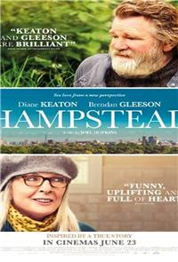 Hampstead (2017) 1080p Poster