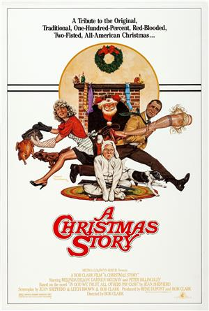 A Christmas Story (1983) 1080p Poster