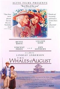 The Whales of August (1987) Poster