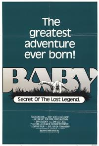Baby: Secret of the Lost Legend (1985) 1080p Poster