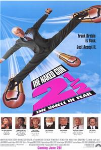 The Naked Gun 2?: The Smell of Fear (1991) Poster