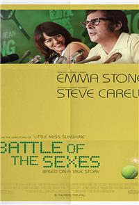 Battle of the Sexes (2017) 1080p Poster