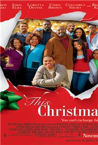 This Christmas (2007) 1080p Poster