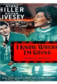 I Know Where I'm Going! (1945) 1080p Poster