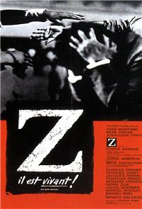 Z (1969) 1080p Poster
