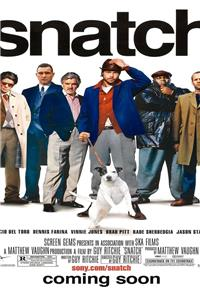 Snatch (2000) 1080p Poster