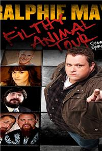 Ralphie May: Filthy Animal Tour (2014) Poster