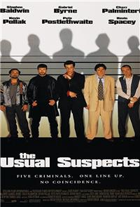 The Usual Suspects (1995) 1080p Poster