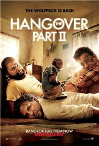 The Hangover Part II (2011) 1080p Poster