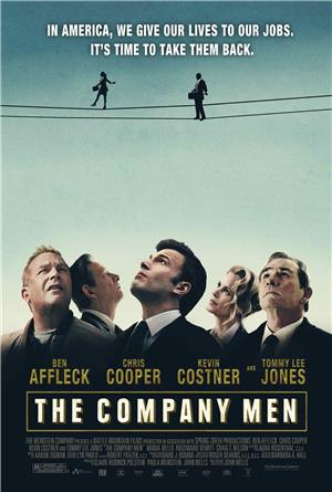 The Company Men (2010) 1080p Poster