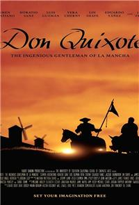 Don Quixote: The Ingenious Gentleman of La Mancha (2015) Poster