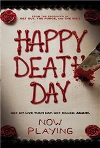 Happy Death Day (2017) 1080p Poster