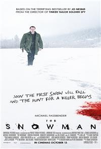 The Snowman (2017) 1080p Poster