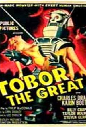Tobor the Great (1954) Poster