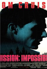 Mission: Impossible (1996) 1080p Poster