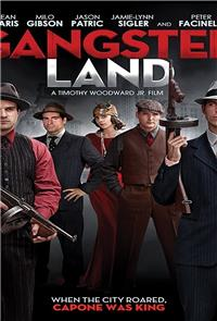 Gangster Land (2017) 1080p Poster