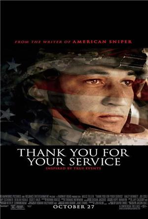 Thank You for Your Service (2017) 1080p Poster