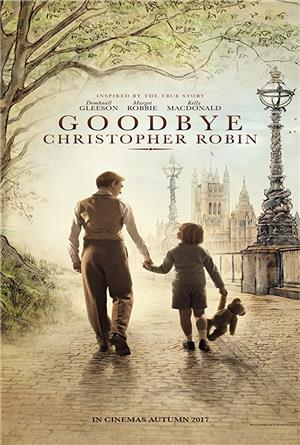 Goodbye Christopher Robin (2017) 1080p Poster