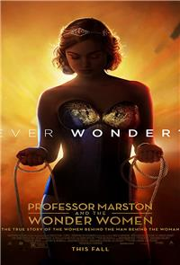 Professor Marston & the Wonder Women (2017) 1080p Poster