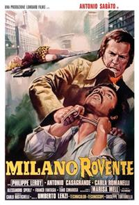 Gang War in Milan (1973) Poster