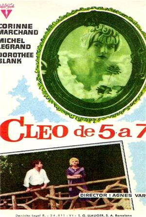 Cléo from 5 to 7 (1962) Poster