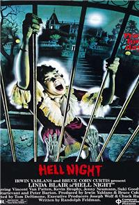 Hell Night (1981) 1080p Poster